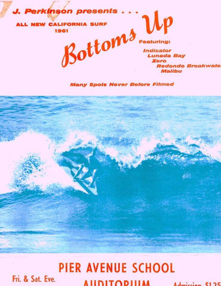 Old Surf Movie Ad