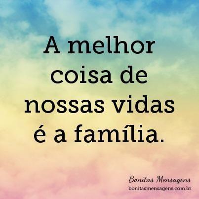 Frases de Amor Família: Mensagens, poemas, poesias, versos ...