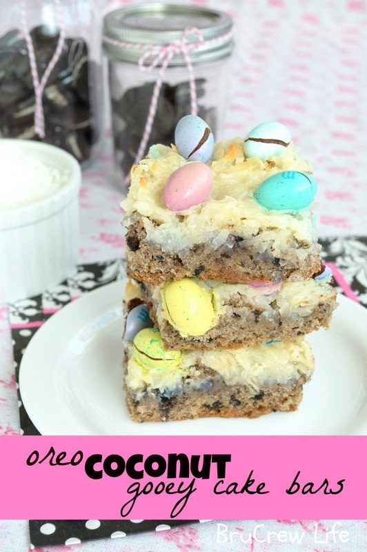 I know what I'm making for an easter dessert. :D Yum.