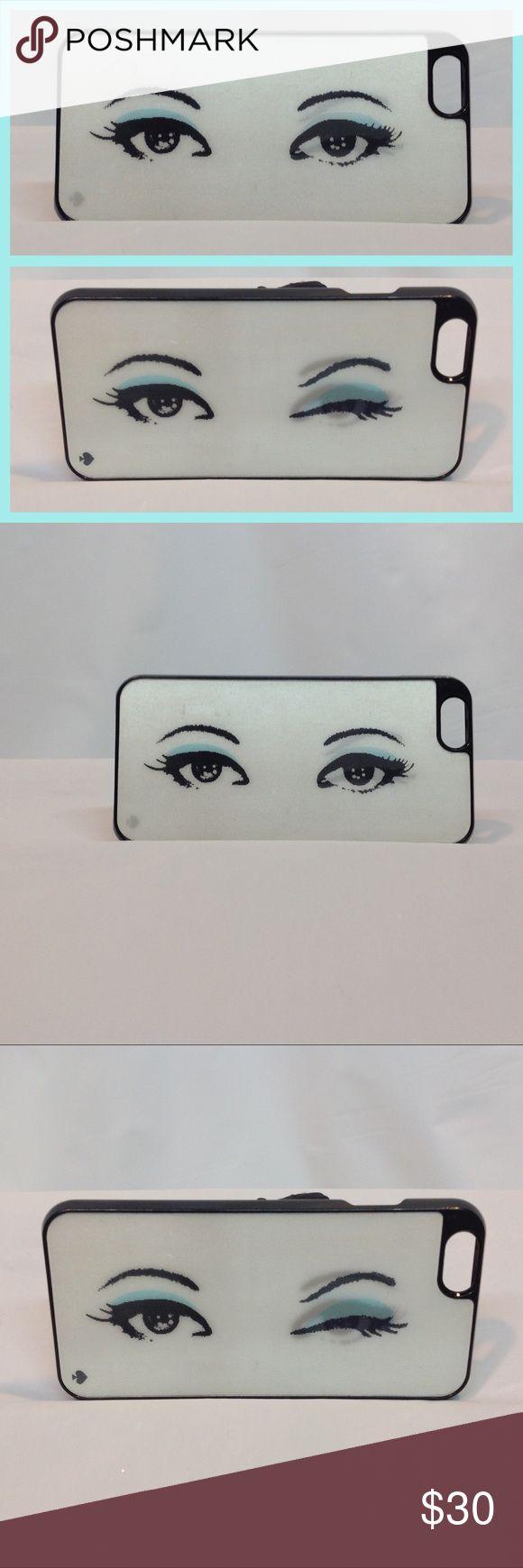 25% off BUNDLESKate Spade hologram phone case Winking eyes hologram iPhone 6/6s case kate spade Accessories Phone Cases