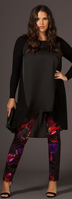 Love this outfit. plus size http://www.boomerinas.com/2014/10/29/trendy-plus-size-clothing-stores-online-29-boutiques-designers-worldwide-with-us-delivery/