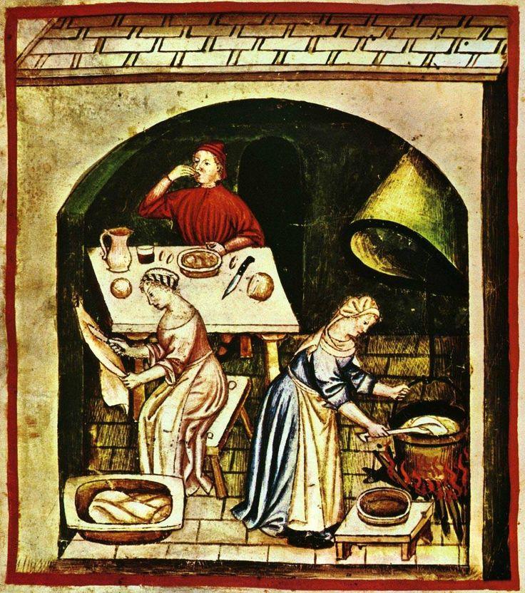 Il nome [del Biancomangiare] deriva dal fatto che nella composizione prevalgano ingredienti di colore bianco: latte o polvere di mandorle. Nel -Libro della cocina- il biancomangiare risulta preparato con petti di pollo cotti, farina di riso stemperata in latte di capra o mandorle, il tutto messo a bollire a fuoco lento con zucchero in polvere e lardo bianco sciolto.  Assaggia questo e altro:www.leonardoamilano.com  #rinascimento #milano #assaggi #cibo #cucina #ricette