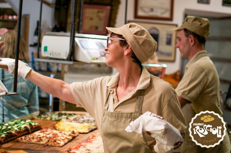 Antico Forno Roscioli's staff