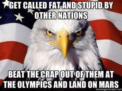 Merica.Like A Boss, Memes, God, Funny, American Eagles, Bald Eagle'S,  American Eagle'S, Bald Eagles, Team Usa