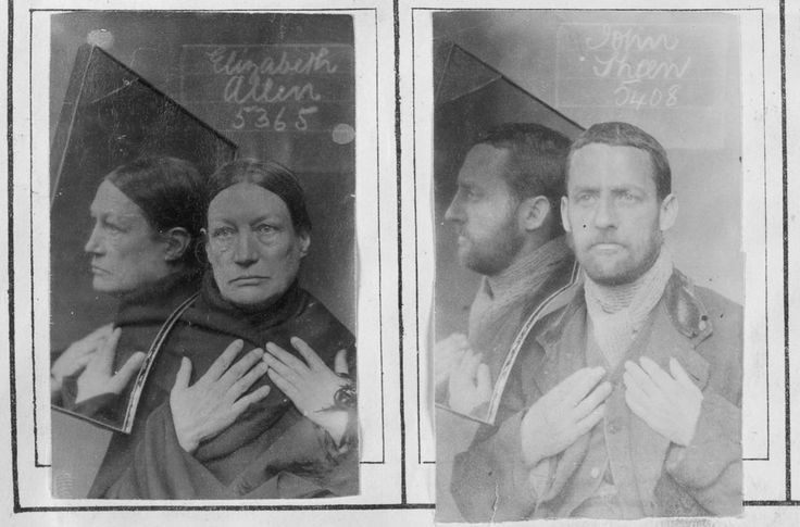 These Mugshots of Prisoners in London Are Unusual Compared With the Standard of Prison Photography from the 1890s