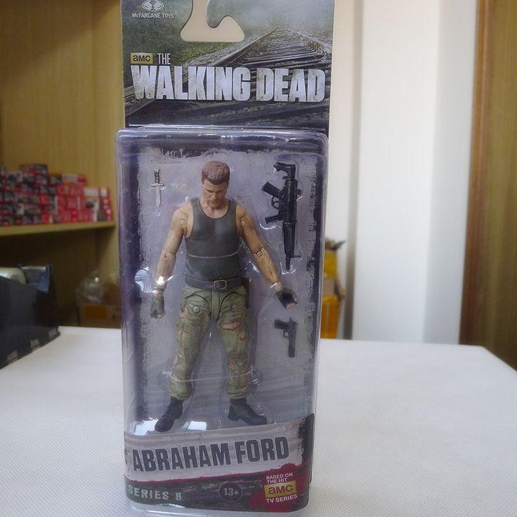 "$18.98 (Buy here: https://alitems.com/g/1e8d114494ebda23ff8b16525dc3e8/?i=5&ulp=https%3A%2F%2Fwww.aliexpress.com%2Fitem%2FMcFarlane-Toys-AMC-Walking-Dead-5-Action-Figure-Abraham-Ford-New%2F32499770890.html ) McFarlane Toys AMC Walking Dead 5"" Action Figure Abraham Ford New for just $18.98"