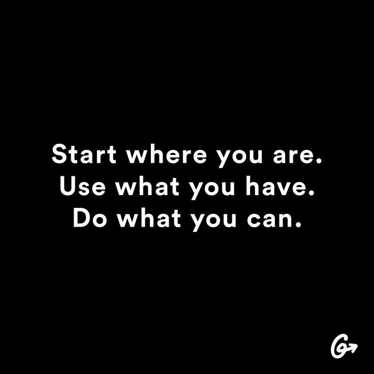 Healthy Habits start small #gfy #healthy #habits
