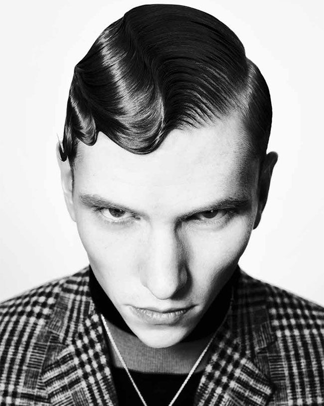 Best Men Hair Styles Images On Pinterest Men Hair Styles - Classic british hairstyle