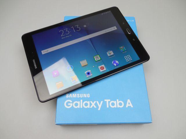 Samsung Galaxy Tab A 9.7 Unboxing