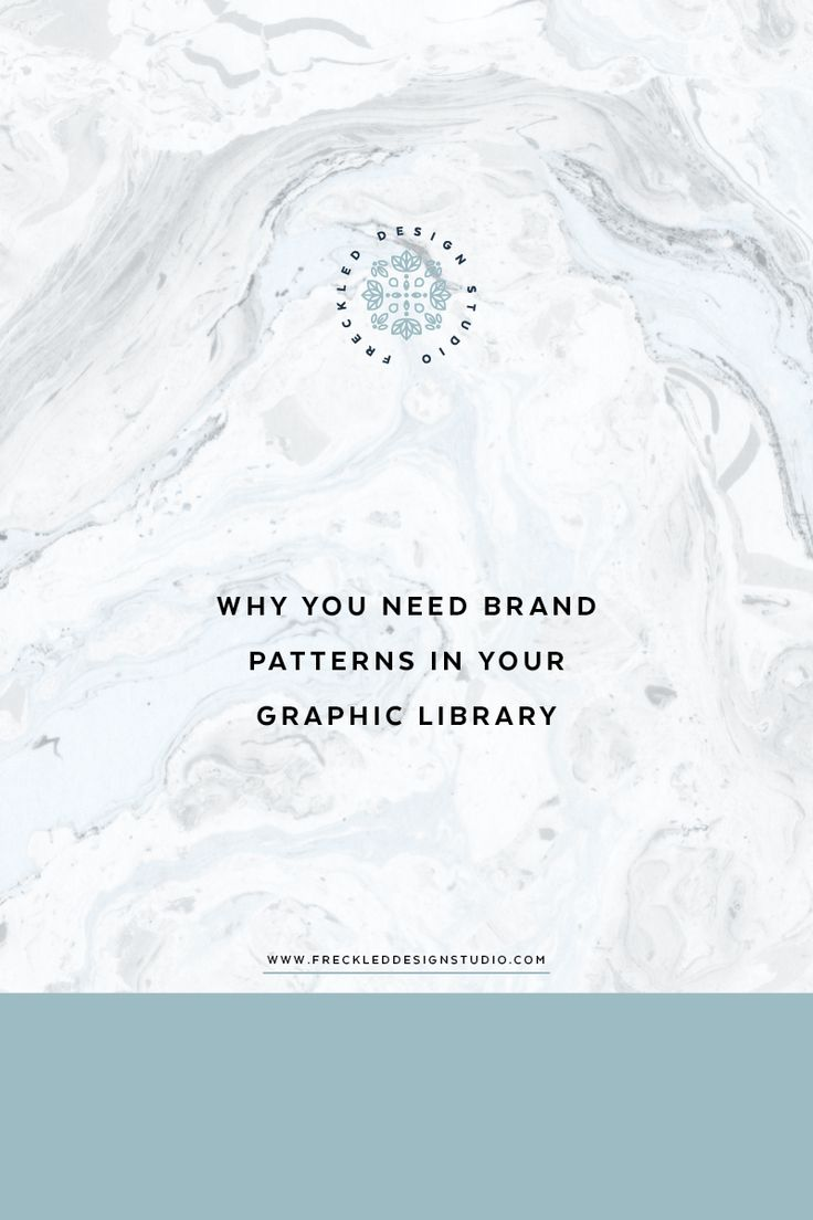 All you need to know about why you need brand patterns and how you can incorporate them into your client experience.
