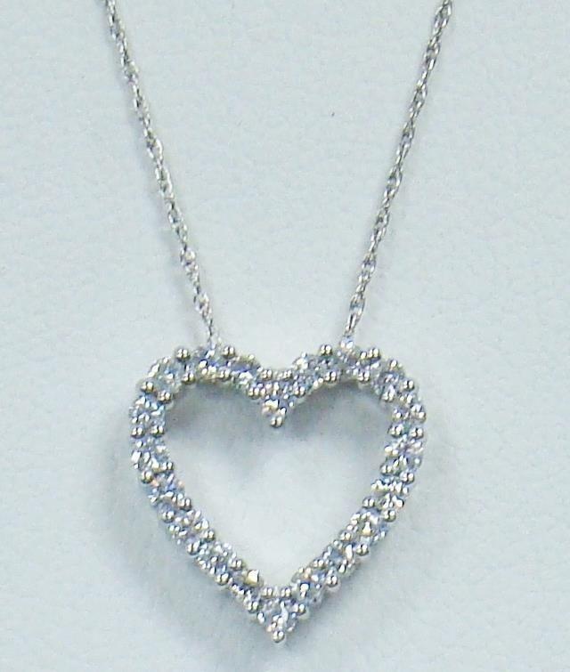 1 4 Ct Diamond Pendant