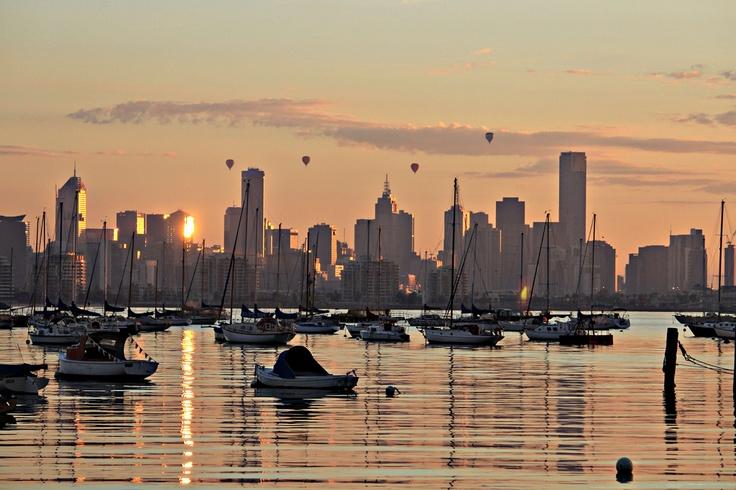 Melbourne, Victoria, Australia.