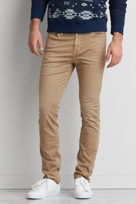 American Eagle Outfitters AEO Slim Active Flex Jeans