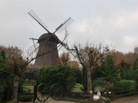 Neukirchen-Vluyn : Alte Mühle, Alte Mühle Dong