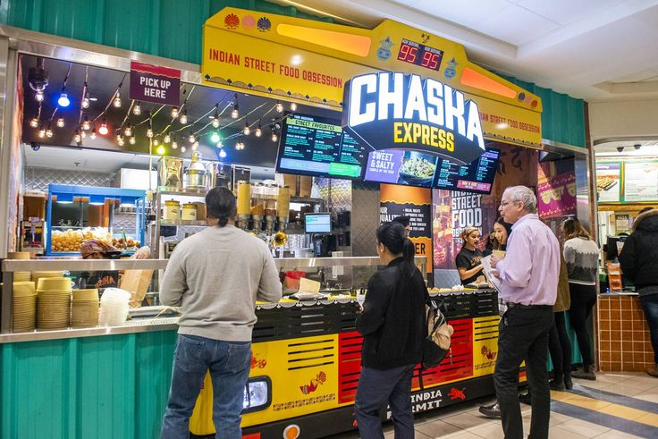 $ BEST CHEAP EATS | Chaska Express | BAY: 595 Bay St. in the Food Hall | Indian …