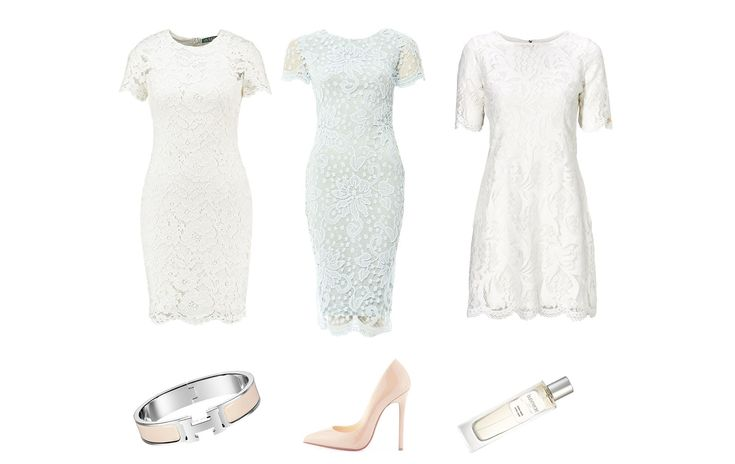 Wanted: perfect lace dress