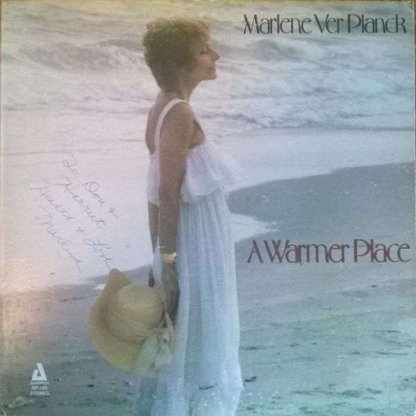 Marlene Ver Planck* - A Warmer Place (Vinyl, LP) at Discogs