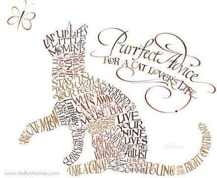 Holly V. Monroe - Cat - Purrfect Advice