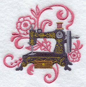 Machine Embroidery Designs at Embroidery Library! - Color Change - G9501 21513