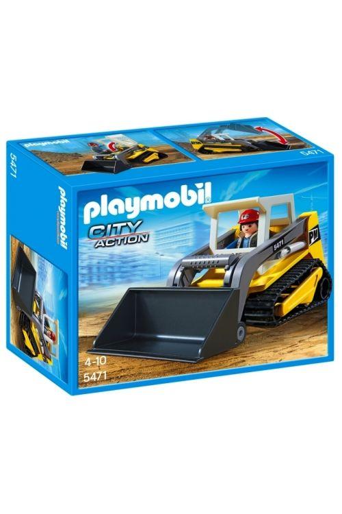 Playmobil City Action - Kompakt læsser 5471