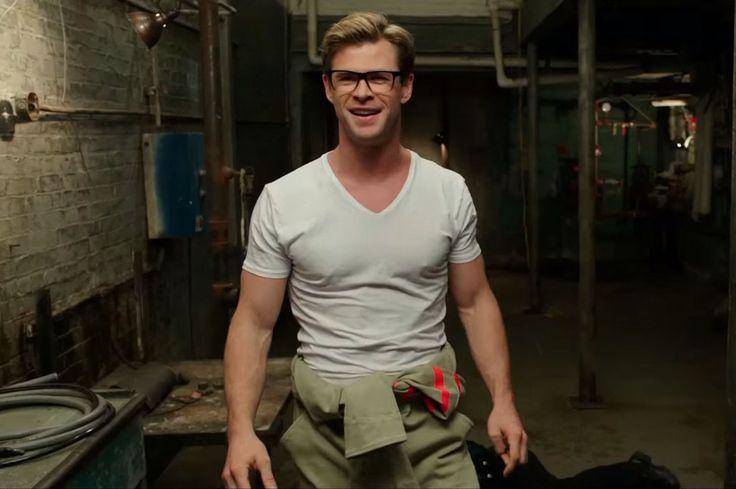 Chris Hemsworth, Ghostbusters 2