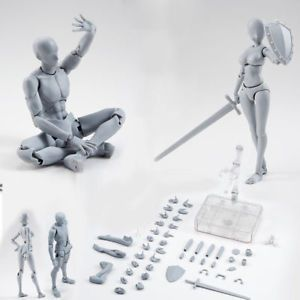 Drawing Figures for Artists Action Figure Model Human