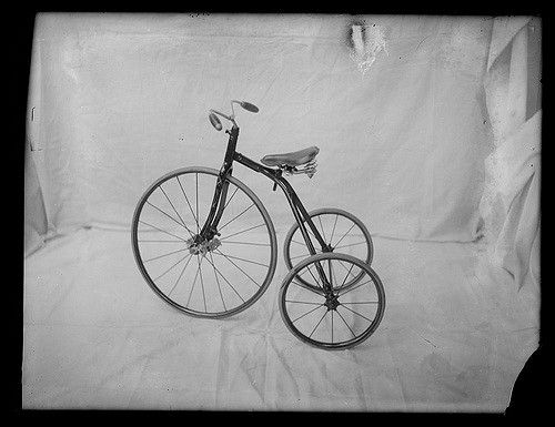 Bicycles of 25 Years Ago | by George Eastman House
