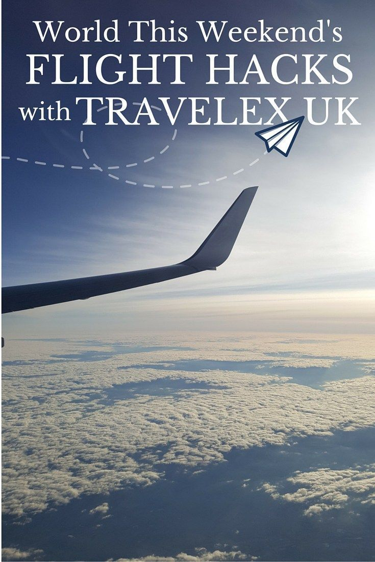 Want to know how to get discounted flights, access to exclusive airport lounges and tickets so good you'll be jumping for joy? I recently chatted with Travelex UK about my favourite tips for buying flights and along with some amazing other globetrotting bloggers they've compiled a list of the best Travelex flight hacks.