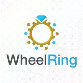Exclusive Customizable Logo For Sale: Wheel Ring   StockLogos.com