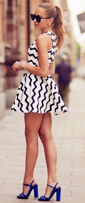 Wavy Days Dress ♥