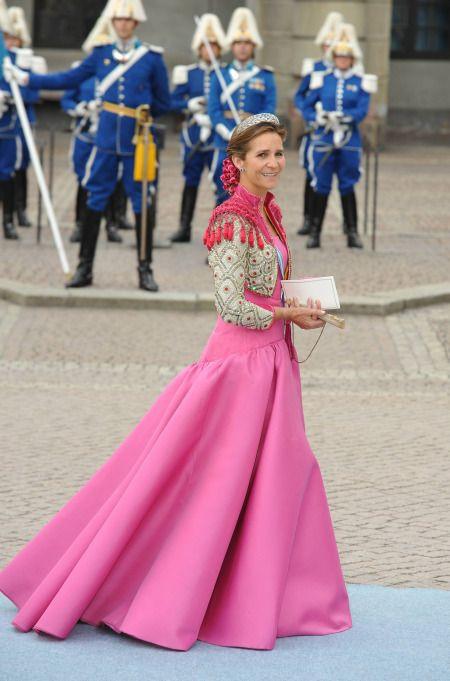 Infanta Elena (Spain) espectacular