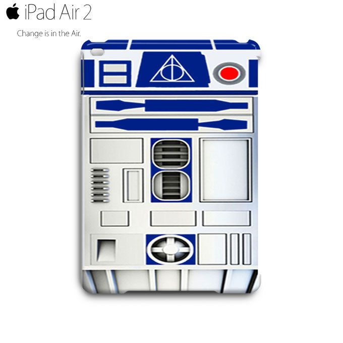 Star Wars R2D2 iPad Air 2 Case Cover Wrap Around