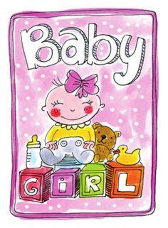 Blond Amsterdam baby girl