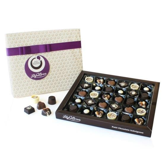 Chocolate Indulgence Collection,30 Chocolates, 290g available at LilyOBriens.ie