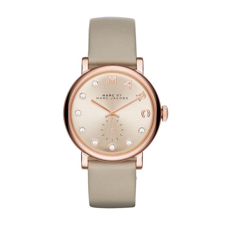 Marc Jacobs Women's grey watch MBM1400