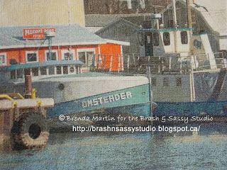 the Brash and Sassy Studio: AA~05 ... SEASON FINALE