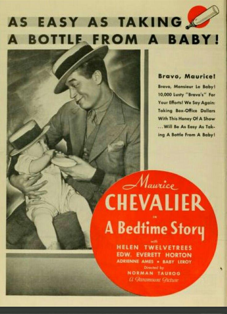 Maurice Chevalier 1933