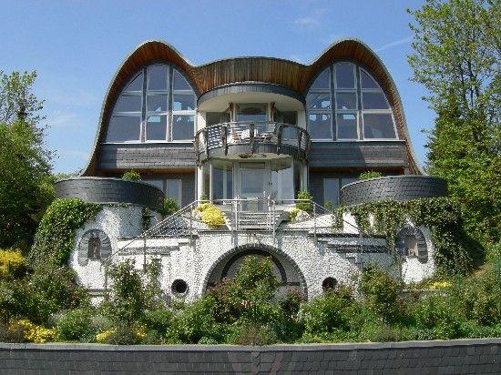 Wohnatelier / Living Atelier Prof. J. Fritz, Bad Schwalbach