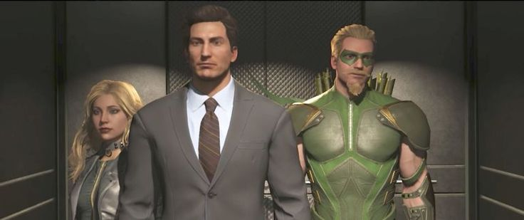 New Injustice 2 trailer draws the battle lines as Green Lantern ...