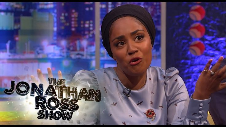 Even The Queen Recognises Nadiya Hussain - The Jonathan Ross Show