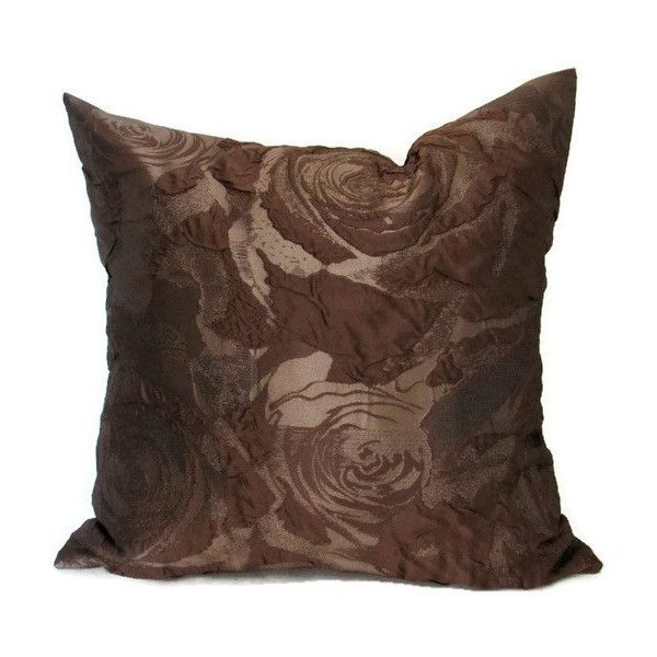 Brown Sofa Pillows