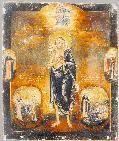 St. Mary of Egypt (Coptic Icon)