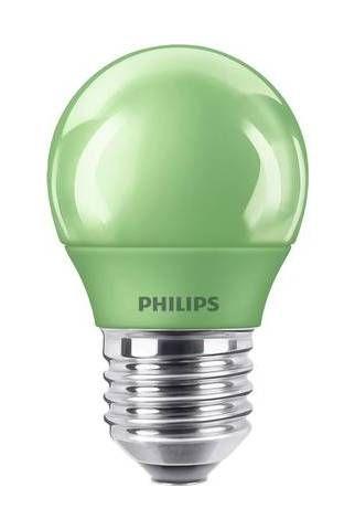 Ampoule Led E27 Philips Lighting 929001394201 3 1 W 25 W Vert O