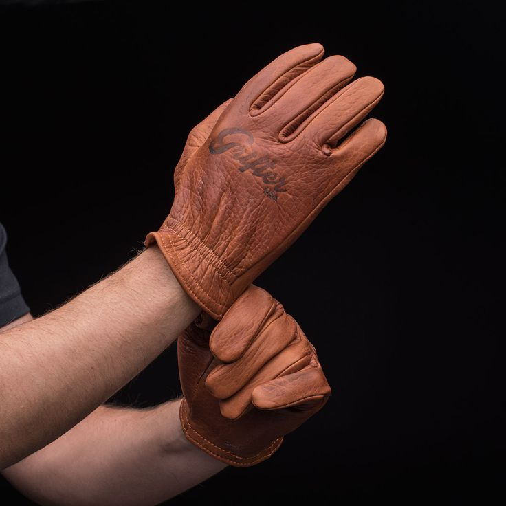 Grifter Scoundrel Gloves Motorcycle Motorcycle Gloves