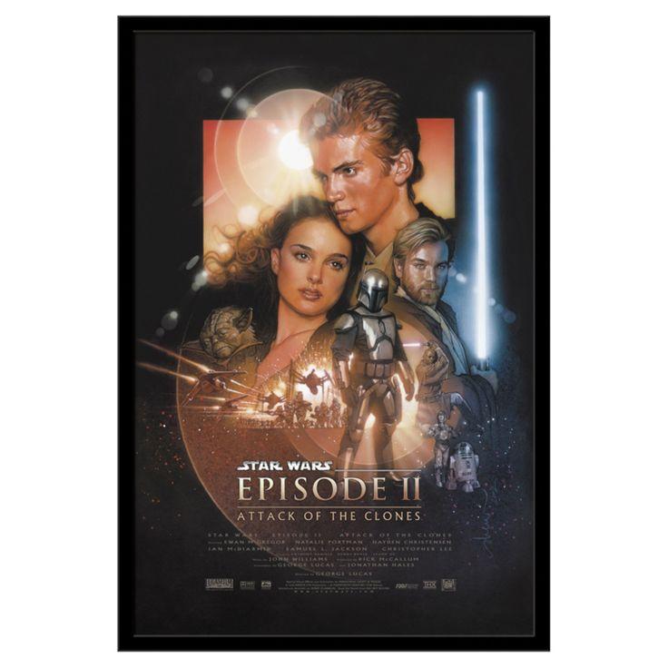 Trends International Star Wars - Episode 2 Wall Poster - RP2560