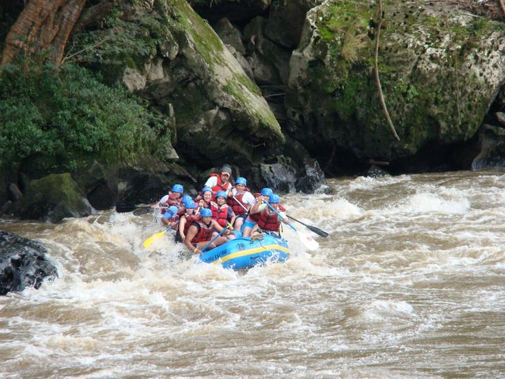 Rafting en el Río Fonce - San Gil