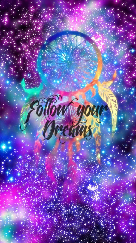 Dreamer Follower Galaxy Dreamcatcher Wallpaper Cute Wallpapers Galaxy Phone Wallpaper