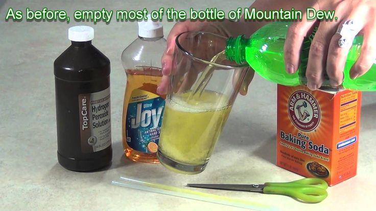 D Ddcce E C C F F Aca Lava Lamps Fun Things on Mountain Dew Glow Bottle