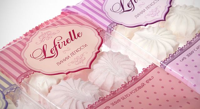 Soufflé Sweetmeat Lefirelle on Packaging of the World - Creative Package Design Gallery