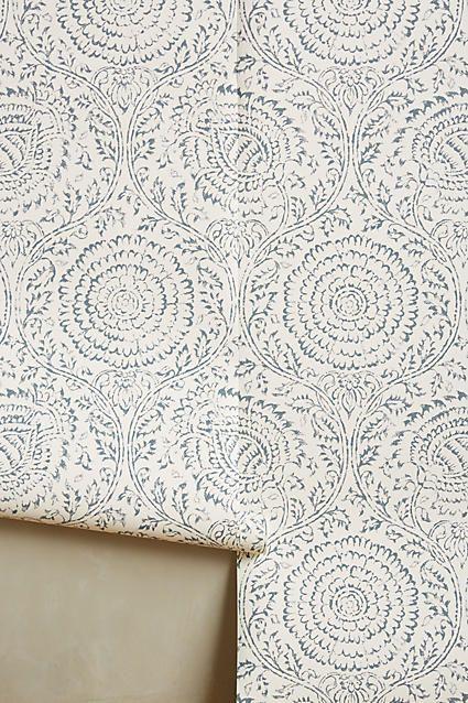 Pergola Wallpaper - anthropologie.com